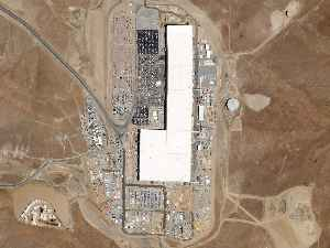 Gigafactory 1: Lithium-ion battery factory