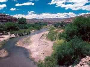 Gila River: River in the United States of America
