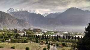Gilgit: City in Gilgit Baltistan, Pakistan