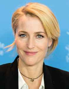 Gillian Anderson: American/British film, television and theatre actress, activist and author