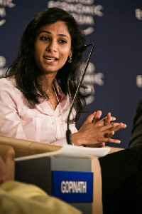 Gita Gopinath: Economist and chief economist of the IMF