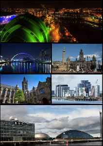 Glasgow: City and council area in Scotland