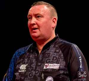 Glen Durrant: English darts player