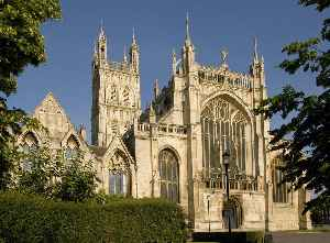 Gloucester Cathedral: Church in Gloucestershire, United Kingdom