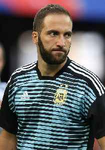 Gonzalo Higuaín: Argentine association football player