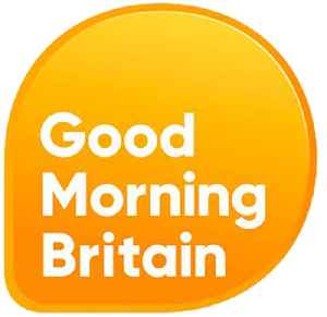 Good Morning Britain (2014 TV programme): British breakfast programme, broadcast on weekdays from 6:00am to 9:00am on ITV