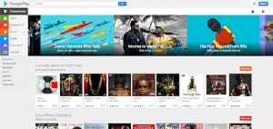 Google Play: Digital distribution service by Google