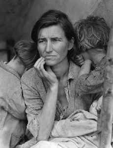 Great Depression: 20th-century worldwide economic depression