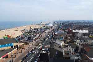Great Yarmouth: Town in Norfolk, UK