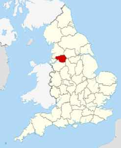 Greater Manchester: County of England