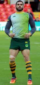 Greg Inglis: Australian rugby league player