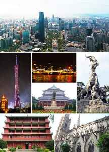 Guangzhou: Prefecture-level and Sub-provincial city in Guangdong, People's Republic of China