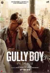 Gully Boy: 2019 film directed by Zoya Akhtar
