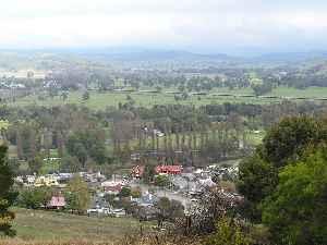 Gundagai: Town in New South Wales, Australia