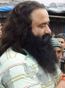 Gurmeet Ram Rahim Singh: Former social reformer, preacher, and spiritual leader who was convicted of murder and rape.