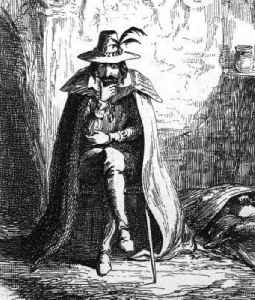 Guy Fawkes: English member of the Gunpowder Plot of 1605