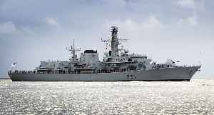 HMS Sutherland (F81): Type 23 frigate of the British Royal Navy