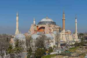 Hagia Sophia: UNESCO World Heritage Site in Istanbul, Turkey