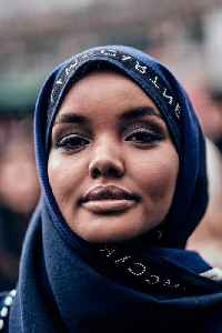 Halima Aden: American-Somalian fashion model