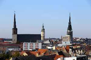 Halle (Saale): Place in Saxony-Anhalt, Germany