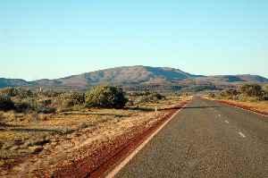Hamersley Range: Mountain range in the Pilbara region of Western Australia