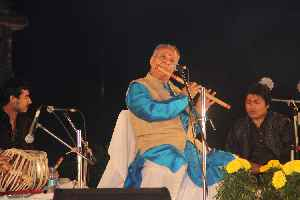 Hariprasad Chaurasia: Indian bansuri player
