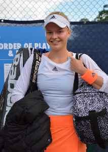 Harriet Dart: British tennis player