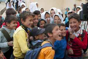 Hazaras: Persian-speaking people who mainly live in central Afghanistan and Pakistan