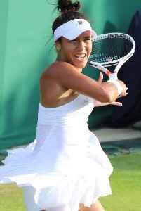 Heather Watson: British tennis player
