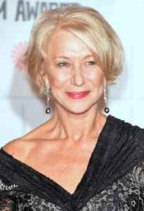 Helen Mirren: British actress
