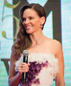 Hilary Swank: American actress and film producer