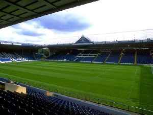 Hillsborough Stadium: Stadium in Sheffield, England