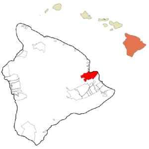 Hilo, Hawaii: Census-designated place in Hawaii, United States