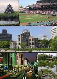 Hiroshima: Designated city in Chūgoku, Japan