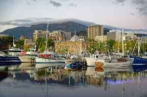 Hobart: City in Tasmania, Australia