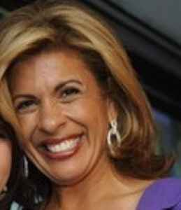Hoda Kotb: American television reporter, host and anchor