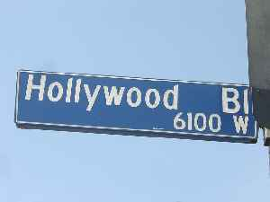 Hollywood Boulevard: Street in Hollywood, Los Angeles, California, United States