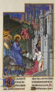 Holy Week: Calendar date