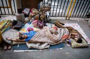Homelessness: Living in housing that is below standard or nonexistent
