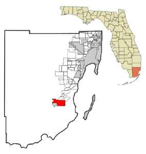 Homestead, Florida: City in Florida