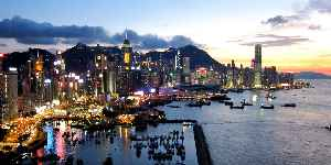 Hong Kong Island: Second largest island in Hong Kong