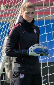 Hope Solo: American association football player