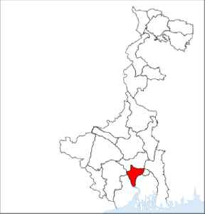 Howrah district: District of West Bengal in India