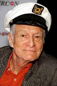 Hugh Hefner: American businessman and magazine publisher
