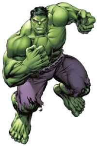 Hulk: Superhero appearing in Marvel Comics publications and related media