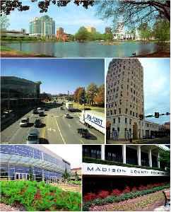 Huntsville, Alabama: City in Alabama, United States