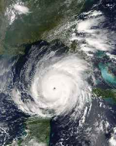 Hurricane Rita: Category 5 Atlantic hurricane in 2005