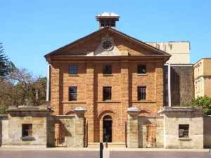 Hyde Park Barracks, Sydney