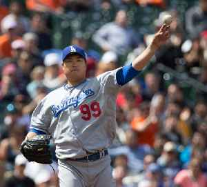 Hyun-jin Ryu: Major League Baseball pitcher in the Los Angeles Dodgers organization