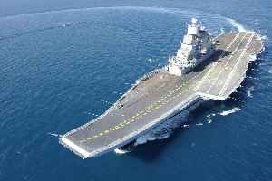INS Vikramaditya: Modified Kiev-class aircraft carrier